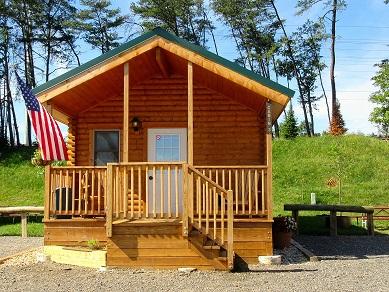 Image for Premium Log Cabin (Cpls)